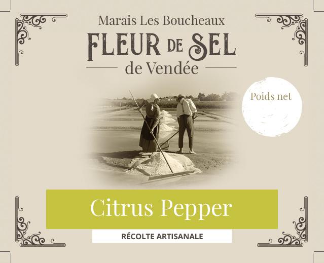 Citrus pepper